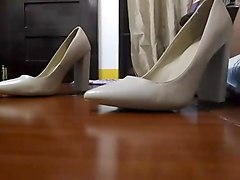 fuck and cum inside sister parisian high heels