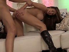 Hottest pornstar Hunter Bryce in best mature, big tits porn movie