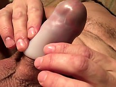 Tenga egg pleasure and cum (3 cums)