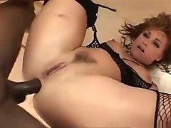 Exotic pornstar in hottest big dick, interracial porn scene