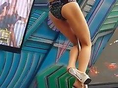 taiwan pole dance